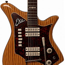 Woodgrain Eko 700 Body close up