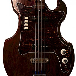 Meazzi Hollywood bass 9
