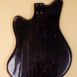 Sano guitar body 5