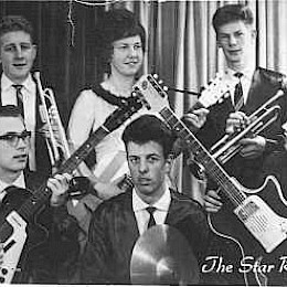 The Star Rockets - Lekkerkerk