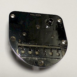 60s Welson tremolo tailpiece11