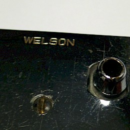 60s Welson tremolo tailpiece 12