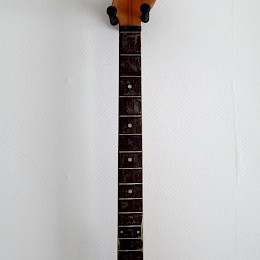 60s Eko Dragon bass neck 1