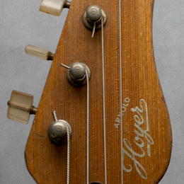 1962 Arnold Hoyer model 34 bass8