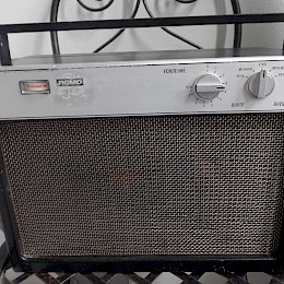1970s Soviet LOMO 30A31 guitar amp , made in USSR1