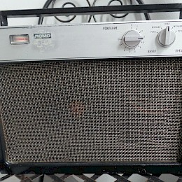 1970s Soviet LOMO 30A31 guitar amp , made in USSR2