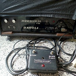 1960s Davoli Phonodoppler B60 2