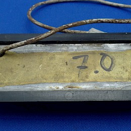 Vintage 1960/70s Schaller bass guitar pickup made in Germany 2